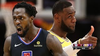 LA Clippers vs LA Lakers - Full Game Highlights | March 4, 2019 | 2018-19 NBA Season