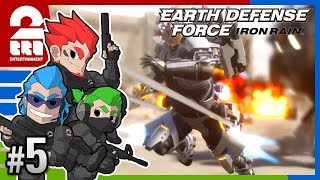 #5【TPS】弟者,兄者,おついちの「EDF:IR(EARTH DEFENSE FORCE: IRON RAIN)」【2BRO.】