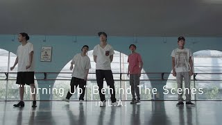 "ARASHI - ""Turning Up"" Behind The Scenes in L.A."