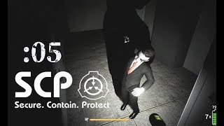 【SCP:Blackout】危険なSCPが徘徊する施設から脱出せよ:05