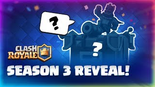 Clash Royale Season 3 Reveal! 💪 TV Royale September Update News と Balance Changes