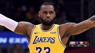 LA Lakers vs LA Clippers - Full Game Highlights | January 31, 2019 | 2018-19 NBA Season