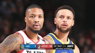 Golden State Warriors vs Portland Trail Blazers - Game 3 - Full Game Highlights | 2019 NBA Playoffs