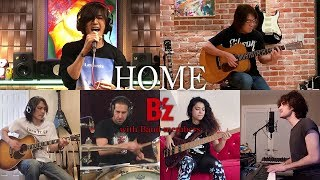 "B'z ""HOME"" Band session"