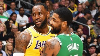 Boston Celtics vs LA Lakers - Full Game Highlights | March 9, 2019 | 2018-19 NBA Season