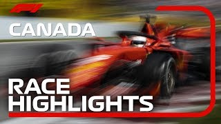 2019 Canadian Grand Prix: Race Highlights