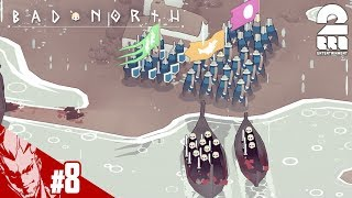 #8【RTS】弟者の「Bad North」【2BRO.】