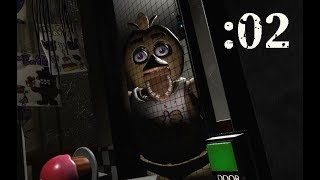【FNAF VR: Help Wanted】まだ扉を開いてはいけない:02