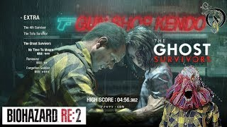 バイオハザード RE:2/RESIDENT EVIL 2 - THE GHOST SURVIVORS・NO TIME TO MOURN(NO DAMAGE)