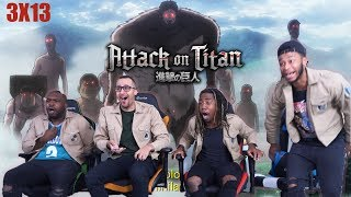 Attack on Titan 3x13 REACTION/REVIEW ITS FINALLY HERE!!