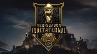 SKT vs. G2 (Bo5) | Semifinals Day 2 | Mid Season Invitational 2019