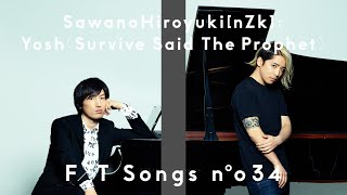 SawanoHiroyuki[nZk]:Yosh (Survive Said The Prophet) - BELONG / THE FIRST TAKE