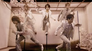 嵐 - Love so sweet [Official Music Video]