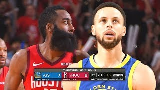 Golden State Warriors vs Houston Rockets - Game 6 - Full Game Highlights | 2019 NBA Playoffs