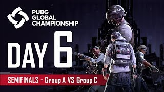 [JP]PUBG Global Championship2019 SemiFinal GroupA vs GroupC