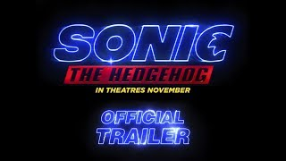 Sonic The Hedgehog (2019) - Official Trailer - Paramount Pictures