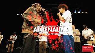 ID vs Authority【ADRENALINE 2019 FINAL】漢 a.k.a. GAMIが解説!