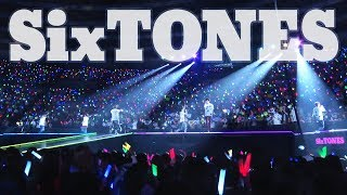 SixTONES Channel Teaser