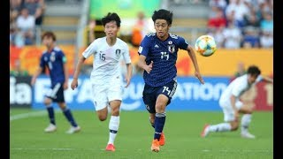 MATCH HIGHLIGHTS - Japan v Korea Republic - FIFA U-20 World Cup Poland 2019