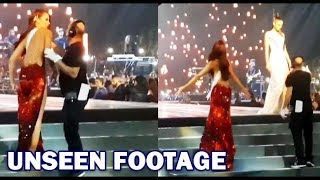 Catriona Gray UNSEEN FOOTAGE Miss Universe 2018 Coronation