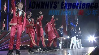 HiHi Jets・美 少年「HiB HiB dream」(JOHNNYS' Experience in TOKYO DOME CITY HALL)