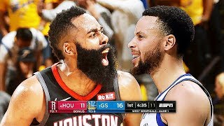 Houston Rockets vs Golden State Warriors - Game 1 - Full Game Highlights | 2019 NBA Playoffs