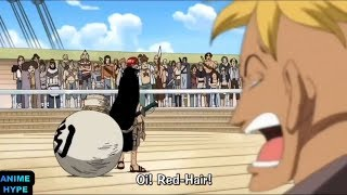 Shanks Invites Marco The Phoenix to Join Red Hair Pirates! - One Piece 316 Eng Sub HD