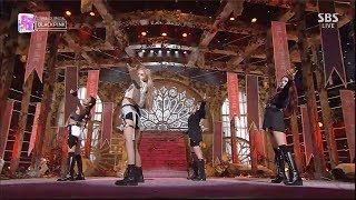 BLACKPINK - 'Kill This Love' 0407 SBS Inkigayo