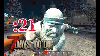 【7 Days to Die】北の都:21