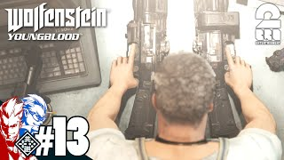 #13【FPS】弟者,兄者の「Wolfenstein: Youngblood」【2BRO.】