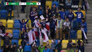 MATCH HIGHLIGHTS - Mexico v Japan - FIFA U-20 World Cup Poland 2019