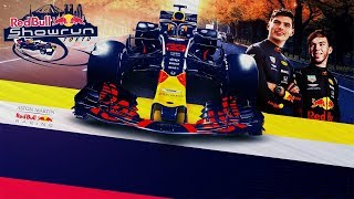 Red Bull Show Run - Tokyo: Max Verstappen and Pierre Gasly take F1 to the streets of Japan.