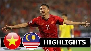 Việt Nam 1 – 0 Malaysia (15/12/2018) All Goals & Extended Highlight HD