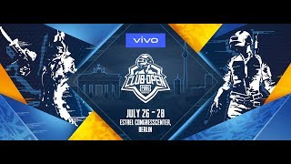 PUBG Mobile Club Open Global Finals Day1
