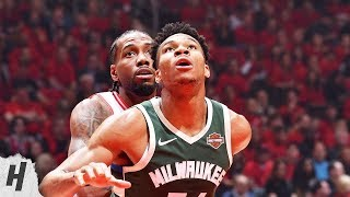 Milwaukee Bucks vs Toronto Raptors - Full Game 3 Highlights | May 19, 2019 NBA Playoffs