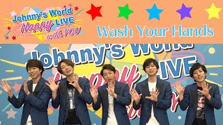 【Dance Video(Wash Your Hands)English Subtitled Version】〜ARASHI〜