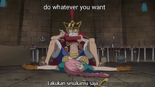 """Do whatever you want!"" 