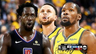 LA Clippers vs Golden State Warriors - Game 2 - Full Game Highlights | 2019 NBA Playoffs