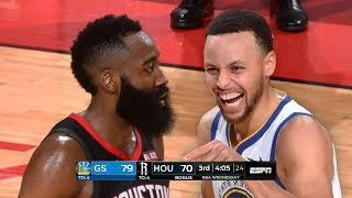 Golden State Warriors vs Houston Rockets - Full Highlights | March 13, 2019 | 2018-19 NBA Season