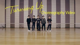 ARASHI - Turning Up [Official Choreography Video]