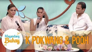 K Brosas, Pokwang and Pooh share their unforgettable moments with Chokoleit | Magandang Buhay