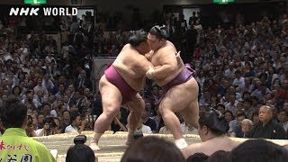 GRAND SUMO Highlights: Bout of Day 15 | May 2019 | NHK WORLD-JAPAN