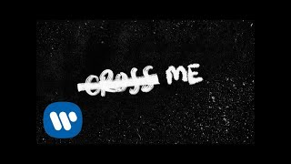 Ed Sheeran - Cross Me (feat. Chance The Rapper と PnB Rock) [Official Lyric Video]