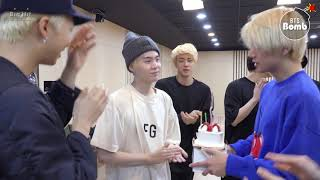 [BANGTAN BOMB] SUGA's Surprise Birthday Party! - BTS (방탄소년단)