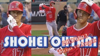 【大谷翔平】2019/05/13_Shohei Ohtani_Twins vs Angels