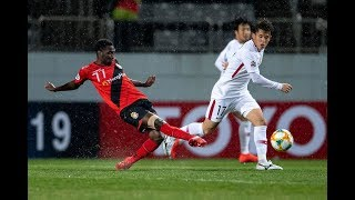 Gyeongnam FC 2-3 Kashima Antlers (AFC Champions League: Group Stage)