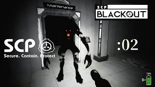 【SCP:Blackout】危険なSCPが徘徊する施設から脱出せよ:02