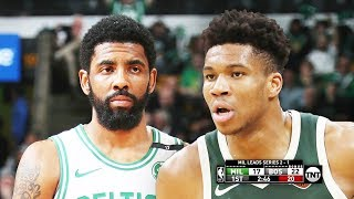 Milwaukee Bucks vs Boston Celtics - Game 4 - Full Game Highlights | 2019 NBA Playoffs