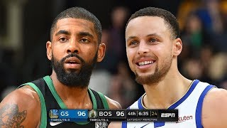 Golden State Warriors vs Boston Celtics - Full Highlights | January 26, 2019 | 2018-19 NBA Season