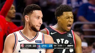 Toronto Raptors vs Philadelphia Sixers - Game 3 - Full Game Highlights | 2019 NBA Playoffs